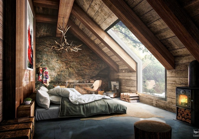 attic bedroom ideas Attic Bedroom Ideas That Will Make You Want To Go Upstairs 13 Attic Bedroom Ideas That Will Make You Want To Go Upstairs
