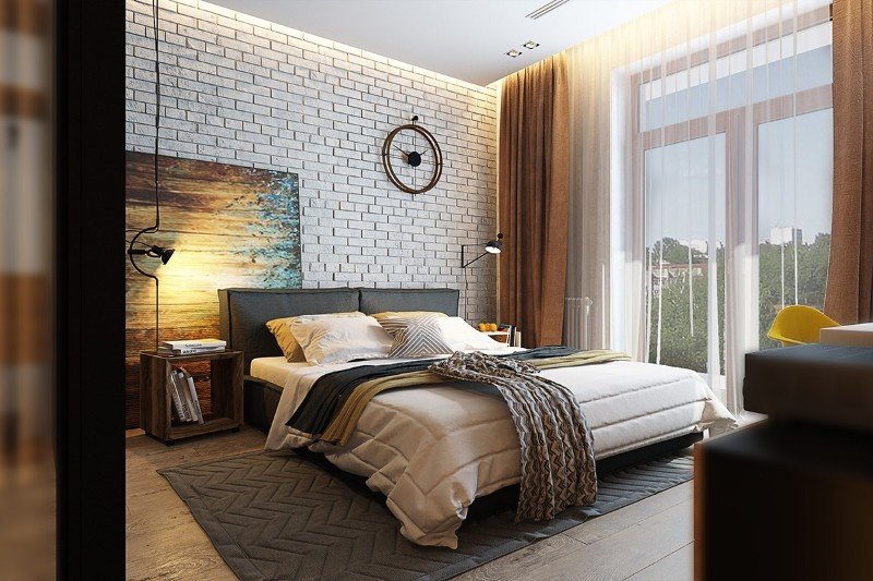 bedroom design Stunning Accent Walls To Make You Master Bedroom Design Unique 15 Stunning Accent Walls To Make You Master Bedroom Design Unique