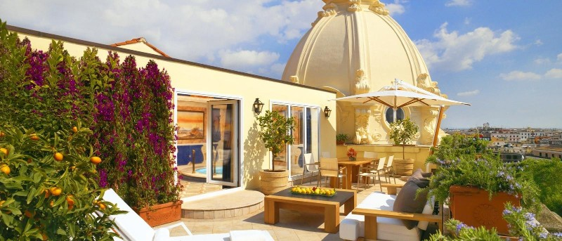 luxury hotels 10 Over-The-Top Luxury Hotels You Need to See 15 The Westin Excelsior Rome
