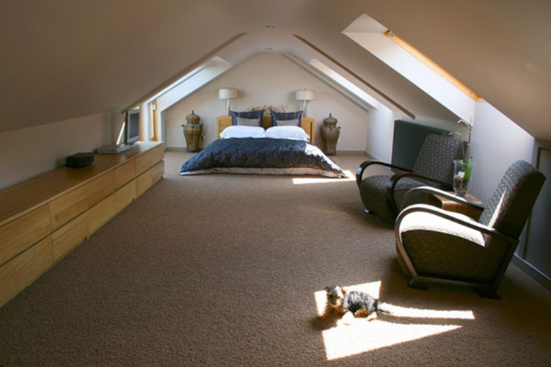 Attic Bedroom Ideas That Will Make You Want To Go Upstairs