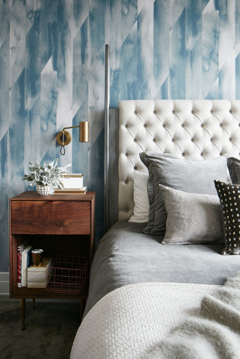master bedroom Statement Wallpapers To Revive Your Master Bedroom 2 Statement Wallpapers To Revive Your Master Bedroom