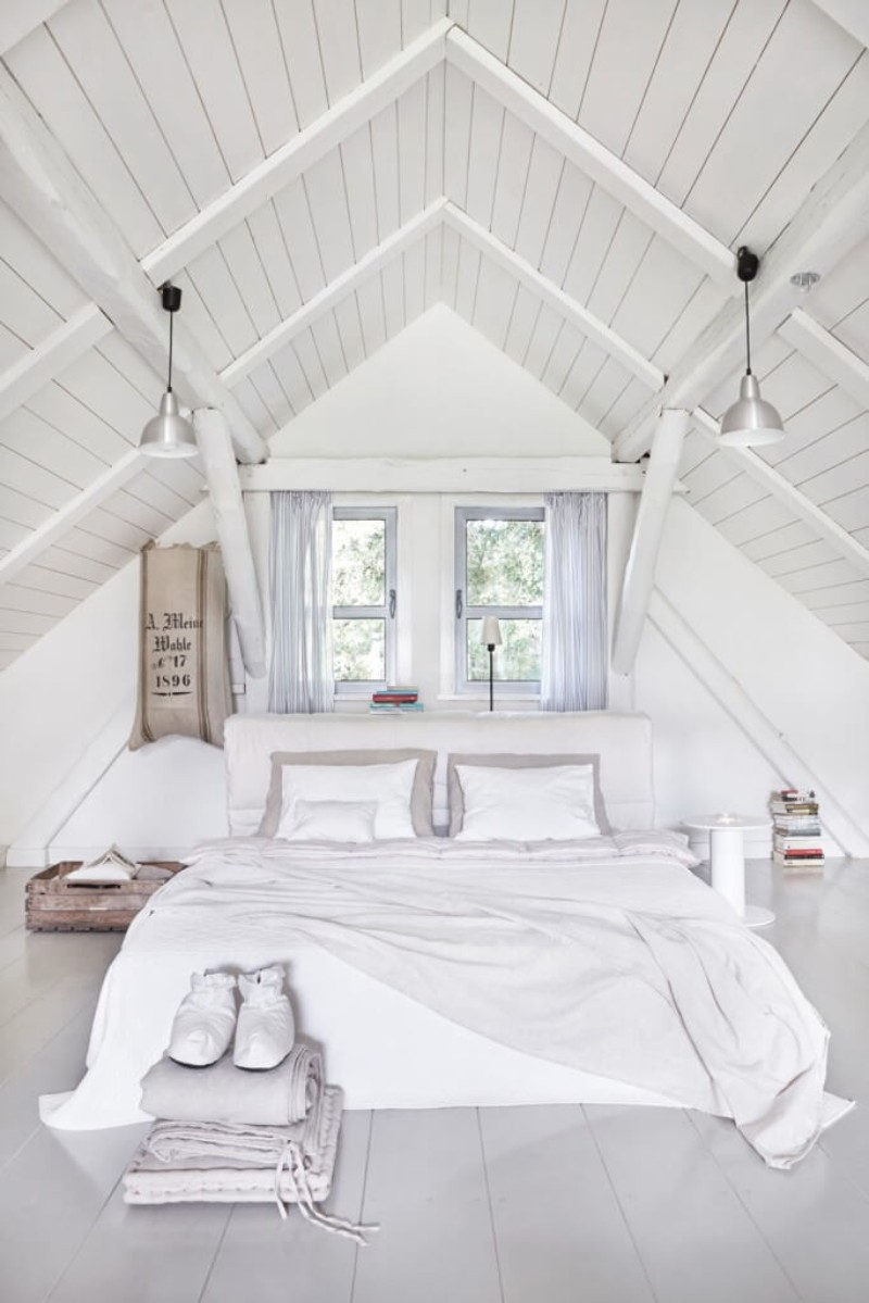 room ideas, room design, master bedroom ideas, master bedroom master bedroom Colors Ideas For Your Master Bedroom Decór 3 Attic Bedroom Ideas That Will Make You Want To Go Upstairs