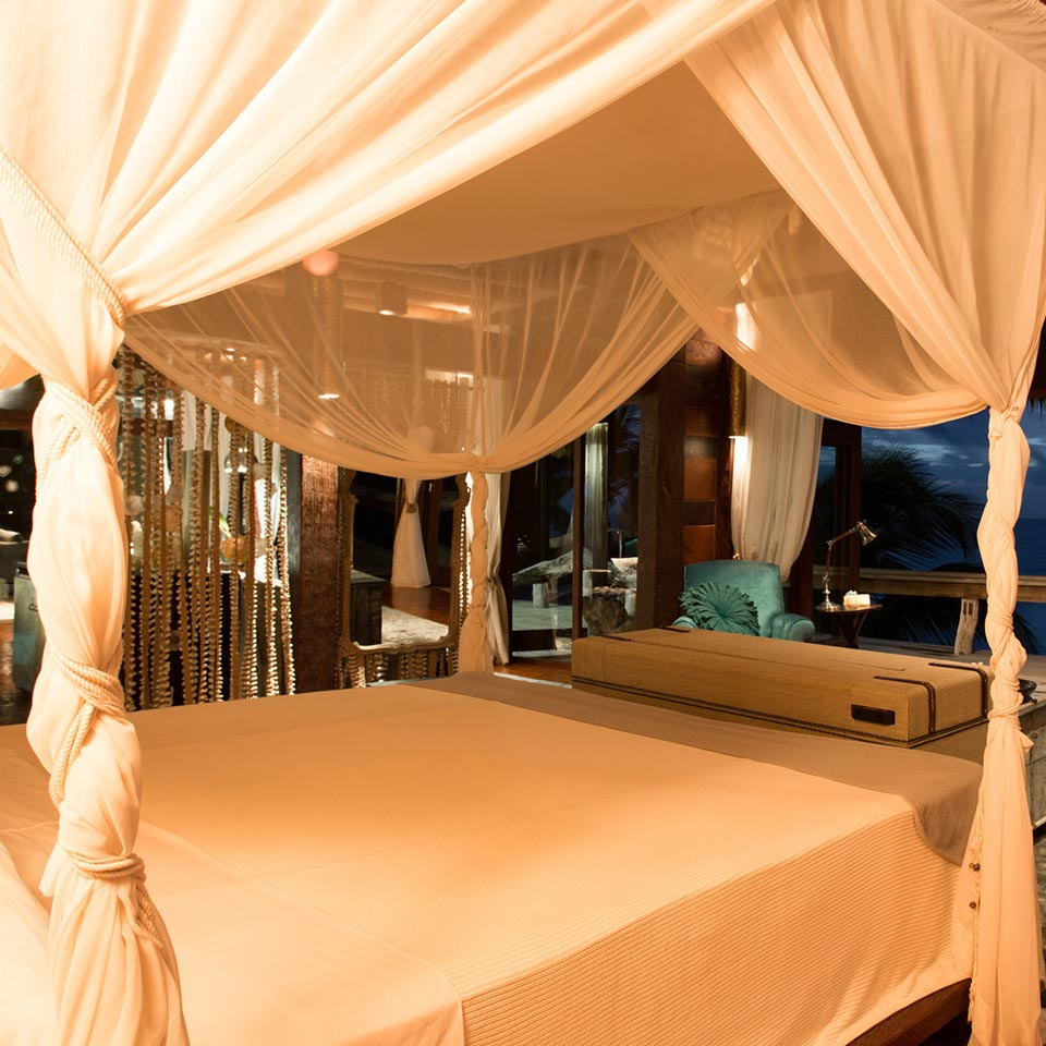 luxury lifestyle Luxury Lifestyle:  The Most Luxurious Hotel Rooms in Africa 4 NORTH ISLAND VILLA THE SEYCHELLES