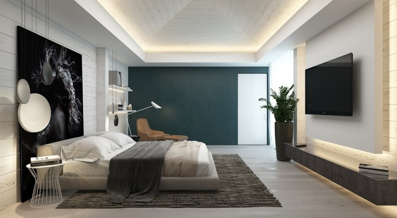 Stunning Accent Walls To Make You Master Bedroom Design Unique bedroom design Stunning Accent Walls To Make You Master Bedroom Design Unique 5 Stunning Accent Walls To Make You Master Bedroom Design Unique