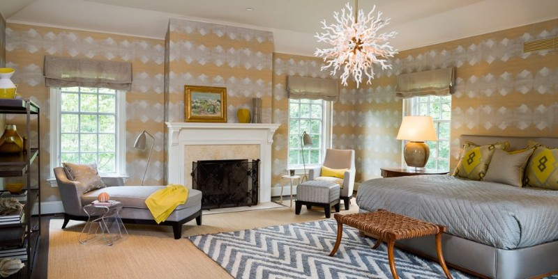 master bedroom Statement Wallpapers To Revive Your Master Bedroom 7 Statement Wallpapers To Revive Your Master Bedroom