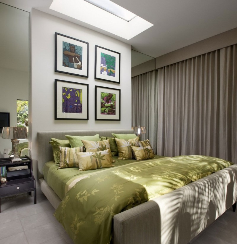 green bedroom ideas Refresh Your Bedroom Design With These Green Bedroom Ideas 8 Refresh Your Bedroom Design With These Green Bedroom Ideas