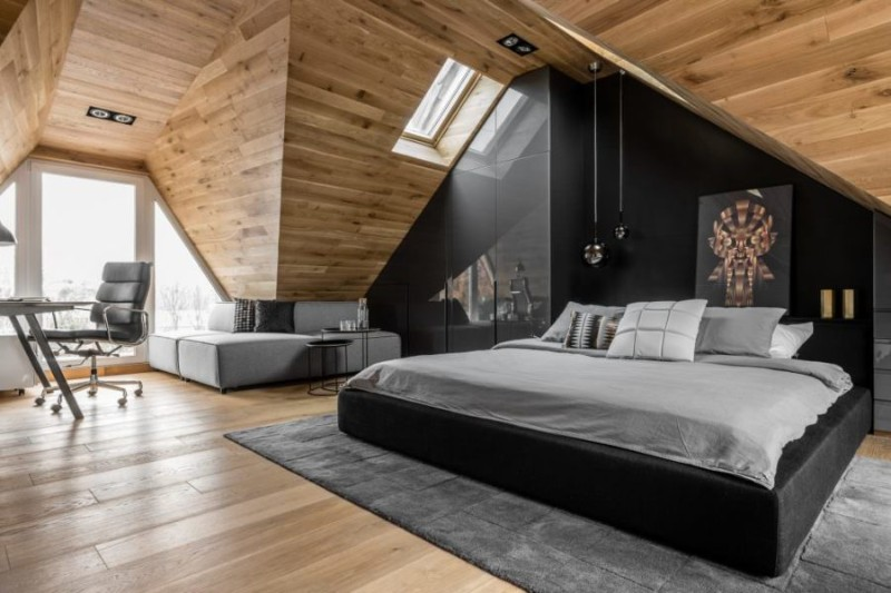 attic bedroom ideas Attic Bedroom Ideas That Will Make You Want To Go Upstairs 9 Attic Bedroom Ideas That Will Make You Want To Go Upstairs