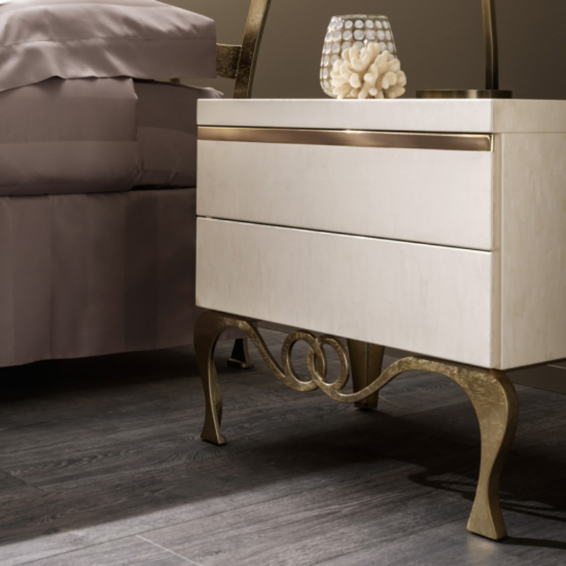 nightstands Luxury Nightstands for an Elegant Master Bedroom 9 Elegant Master Bedroom