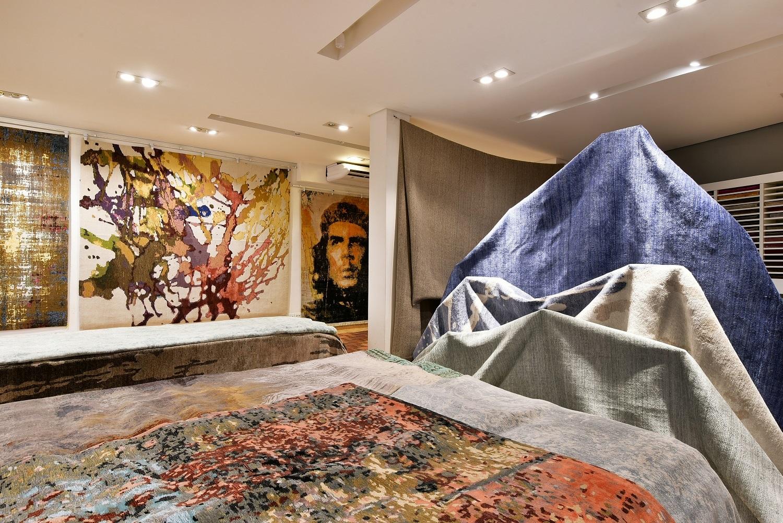 room design, contemporary art