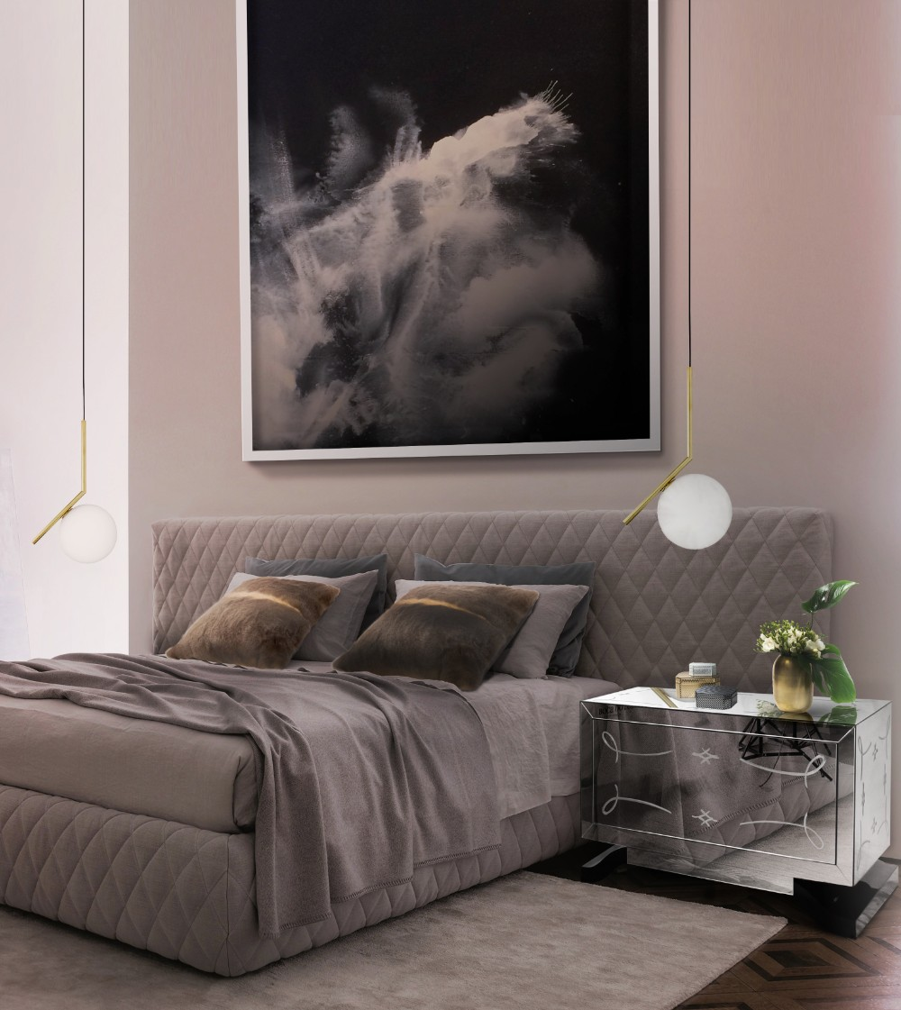 décor master bedroom Ideas For Decorating a Small Master Bedroom Inspiring Ideas for You to Build the Perfect Mid Century Bedroom 5