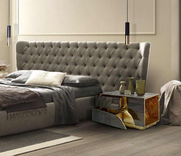 bedroom ideas Creative Bedroom Ideas For Your Master Bedroom Luxury master bedroom collection by Boca do Lobo News62