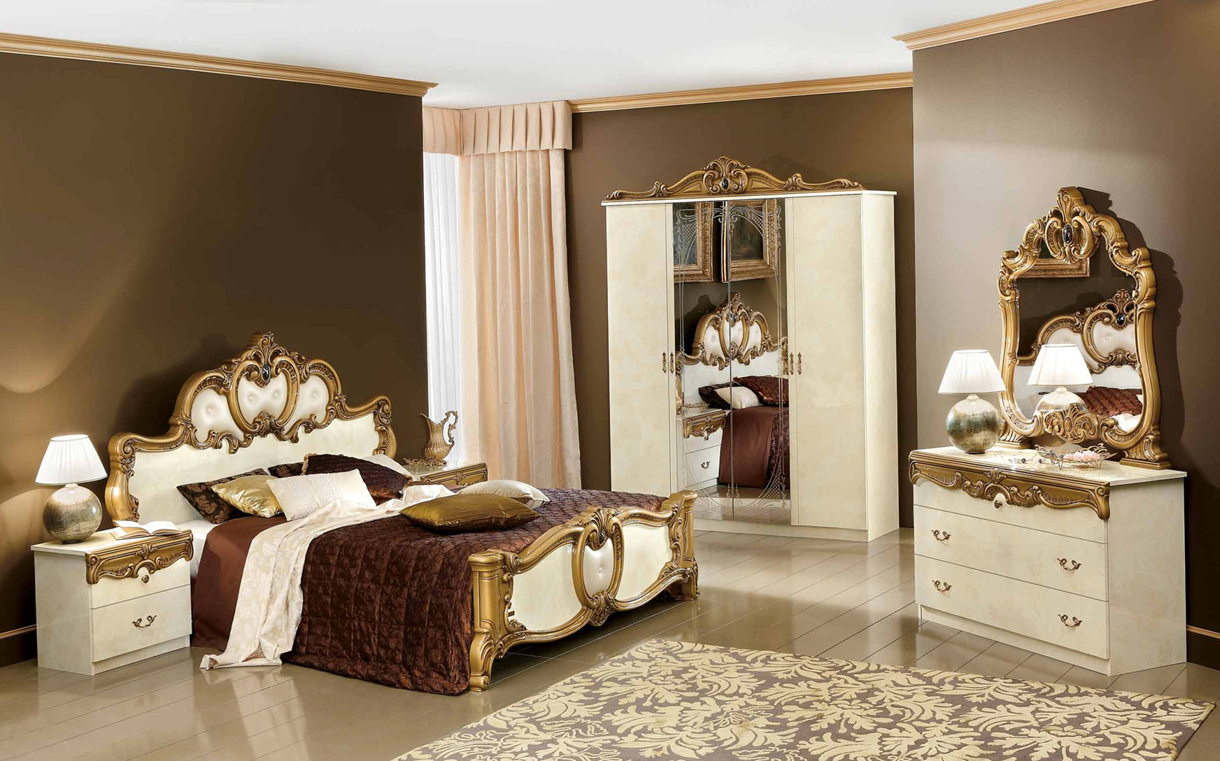 master bedroom, luxury lifestyle master bedroom Artisan Metal Work Furniture For Your Master Bedroom Mirrored Bedroom Furniture Antique