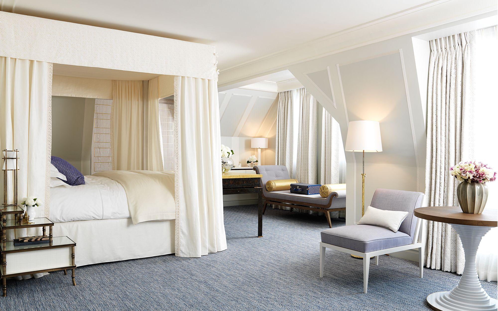 luruxy lifestyle master bedroom 10 David Collins Master Bedroom Ideas b293fbe1d8c6659e71313f5294307d3c