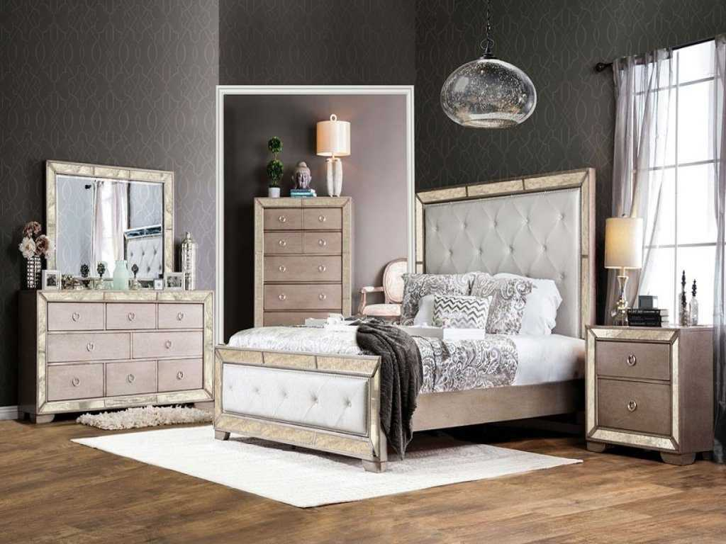 master bedroom Artisan Metal Work Furniture For Your Master Bedroom bedroom mirrored set elegant ailey furniture with 2018 including picture