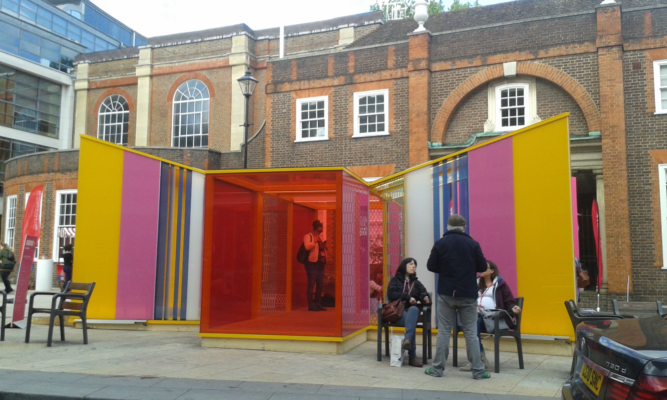 london design festival 2018 Design Districts at London Design Festival 2018 2015 05 20 16