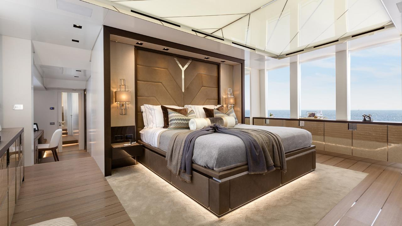 master bedroom interior design Interior Design Inspiration Projects by Martin Kemp 9RNlxC0XRgm1pxPvko2h viareggio master cabin martin kemp 1280x720