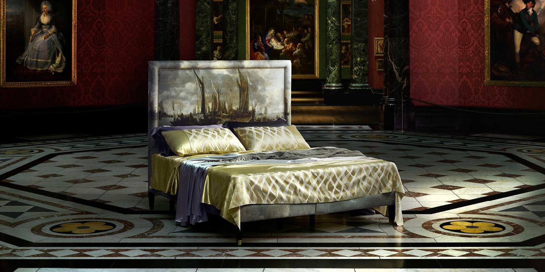 master bedroom Top Savoir Beds For Your Master Bedroom Jan van de Cappelle slide