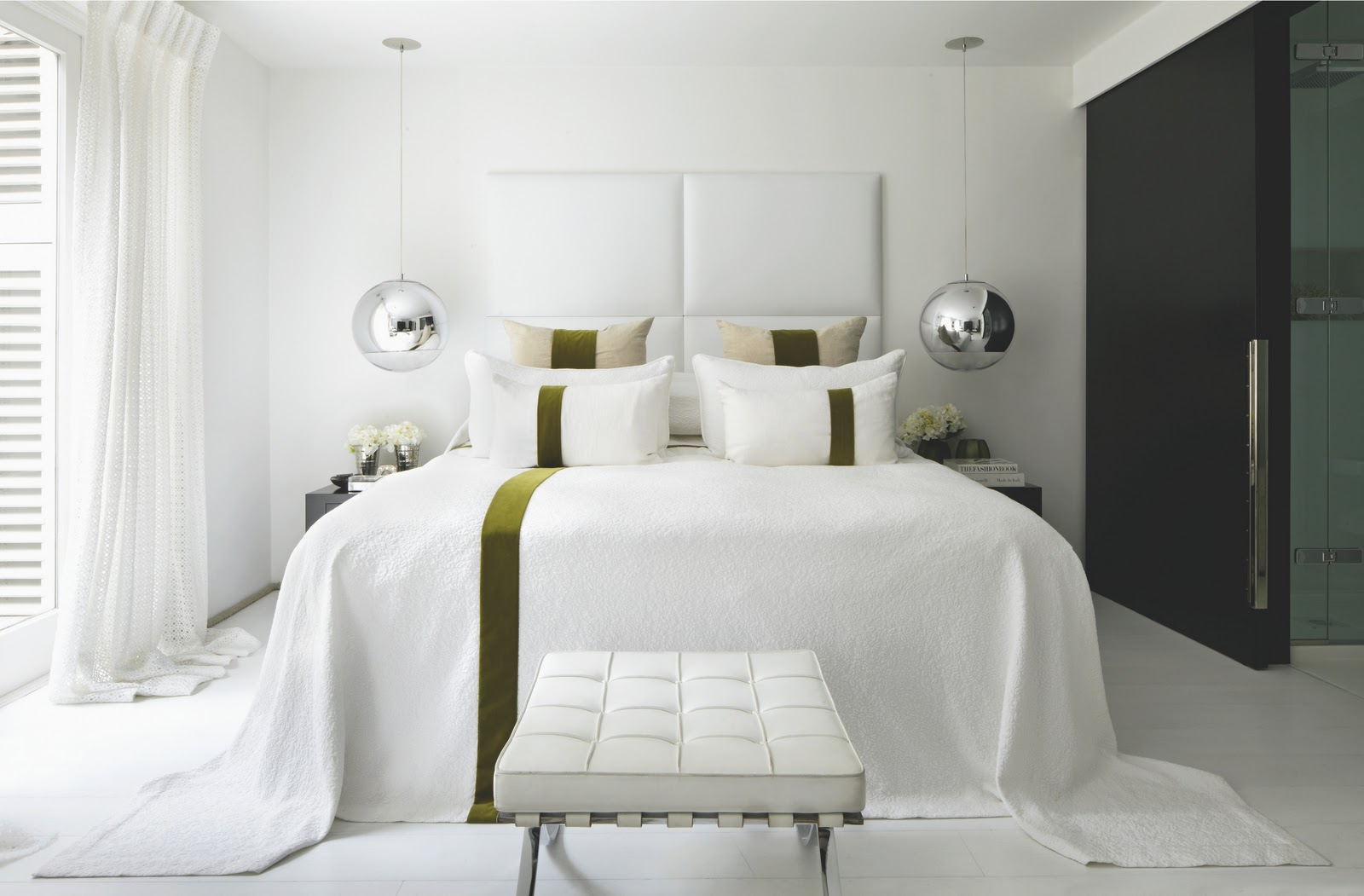 Master Bedroom Inspiring Master Bedroom Ideas By Kelly Hoppen Luxury Drop Down Lighting Fixtures