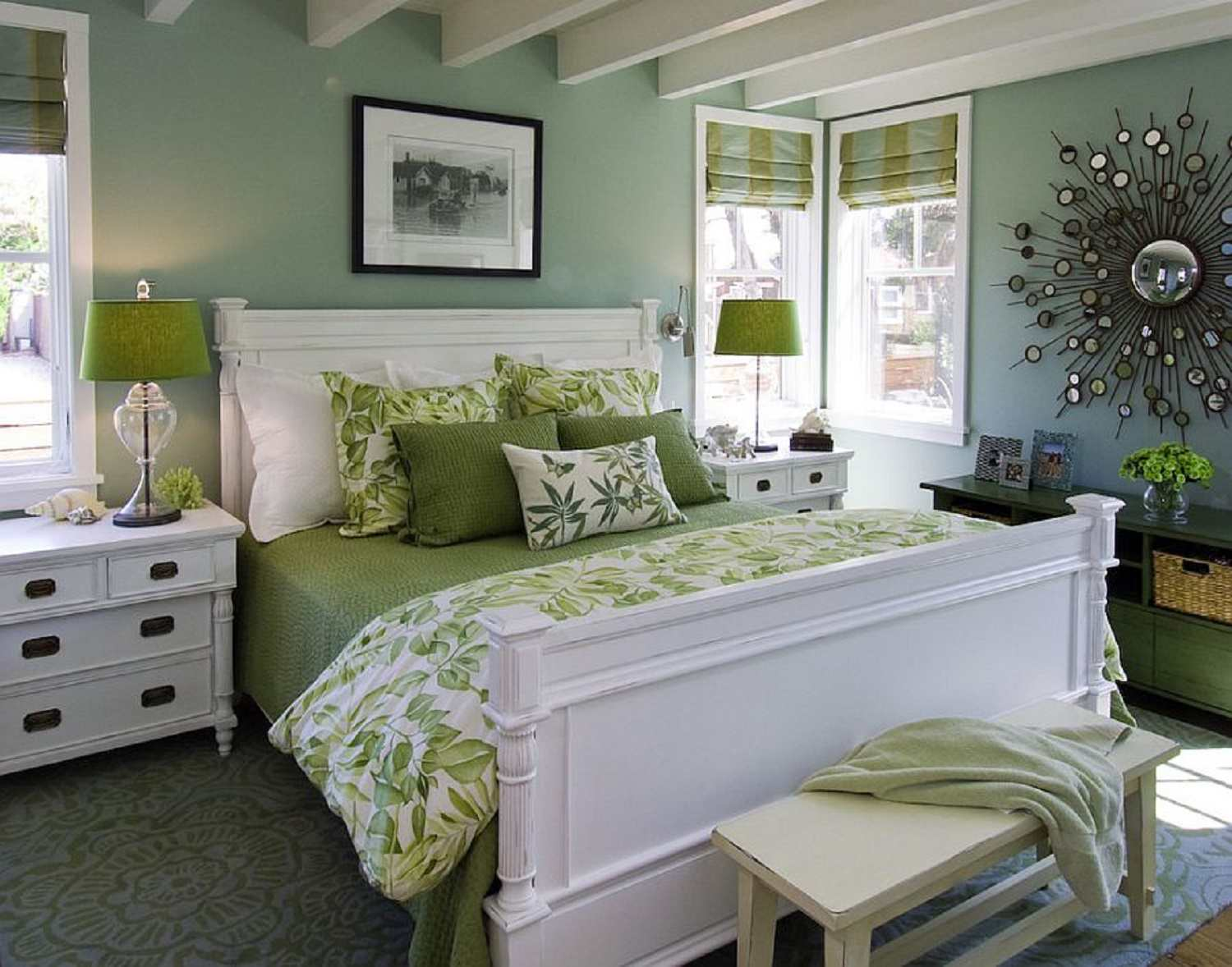room ideas master bedroom Ideas For Decorating a Small Master Bedroom small master 20 586d9d9c5f9b584db3649475