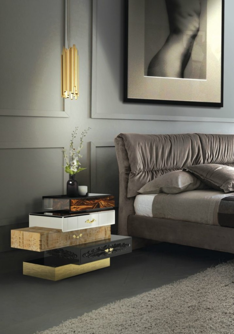 Master Bedroom Decor Be Astonished With This Bedside Tables for your Master Bedroom Decor 2 4