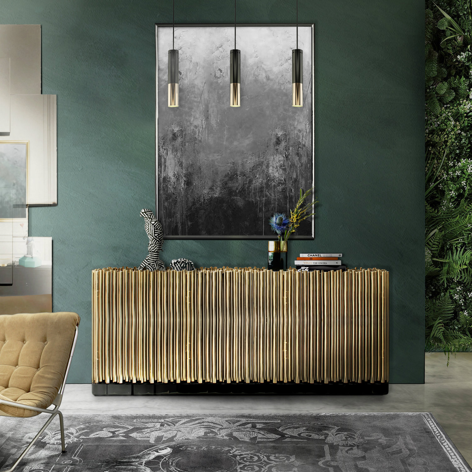 design china beijing Design China Beijing: Top 5 Exhibitors symphony sideboard