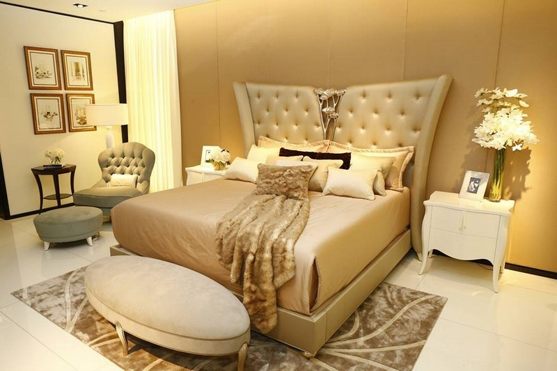 Luxury Bedroom 8 Tricks For A Luxury Bedroom Look That You Don't Want To Miss ! 3 2