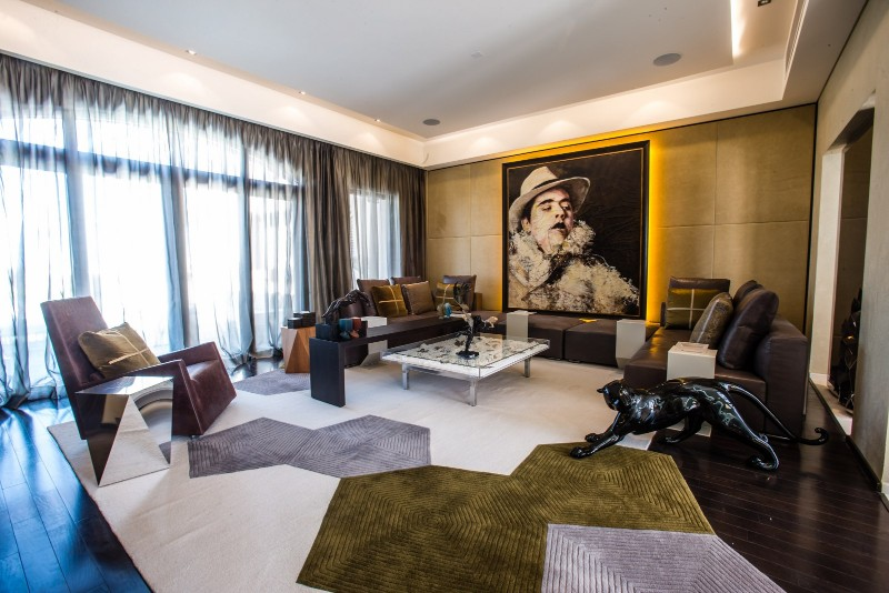 The Saadiyat VIP Private Residence Project Neat Interior Design: The Saadiyat VIP Private Residence Project 7 1