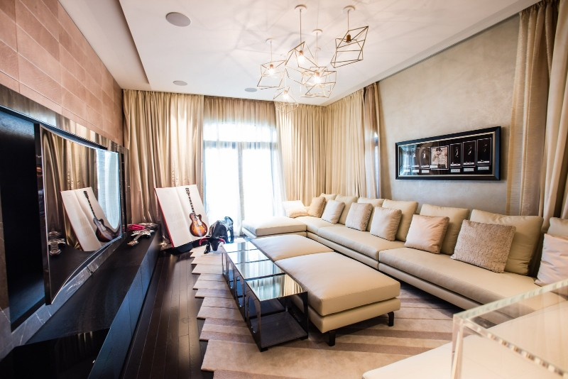 The Saadiyat VIP Private Residence Project Neat Interior Design: The Saadiyat VIP Private Residence Project 9 1