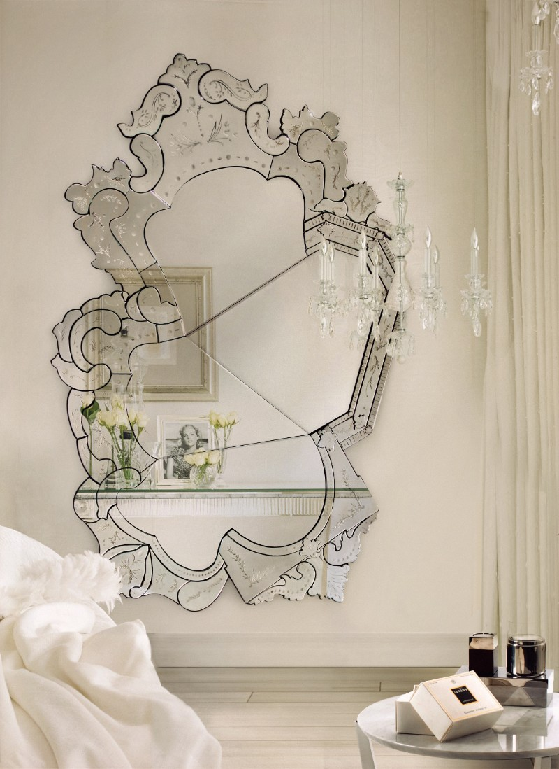 decorating tips 10 Top Decorating Tips For An Impeccably-Styled Bedroom mirror venice BL