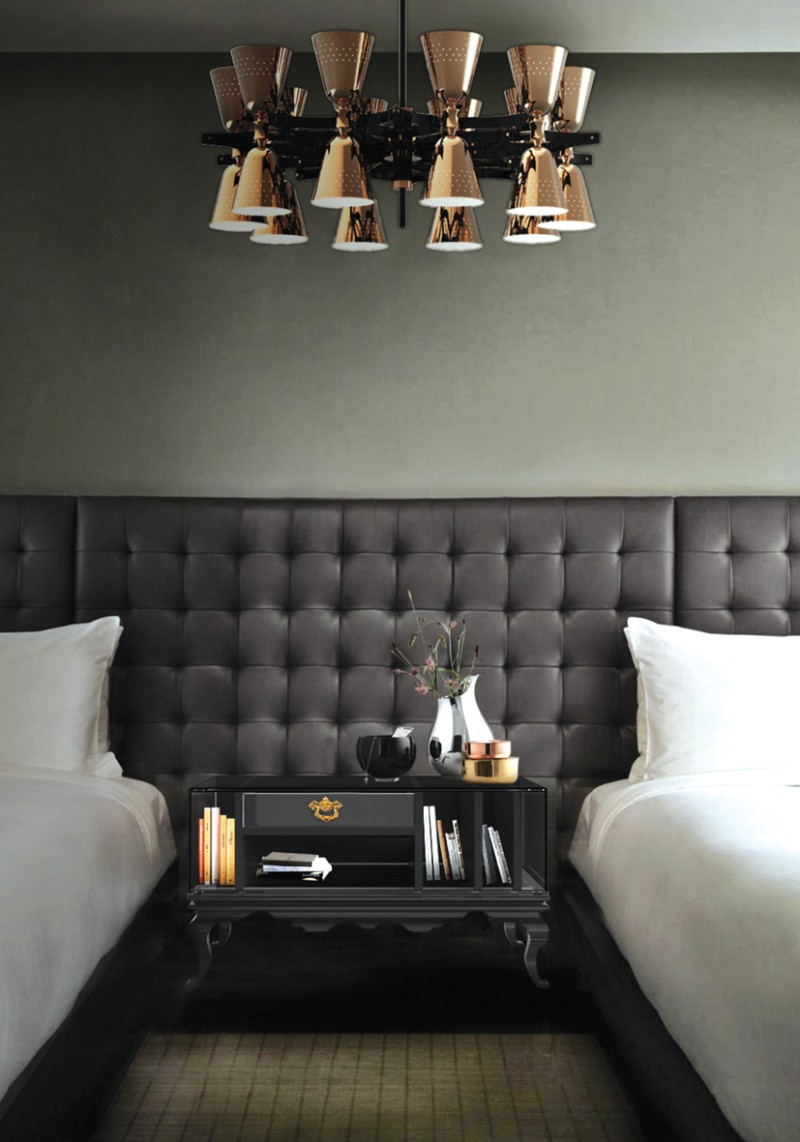 master bedroom, bedroom, décor ideas, luxury brand, nightstand, decorating tips, cosy bedroom, interior home design decorating tips 10 Top Decorating Tips For An Impeccably-Styled Bedroom personalized nightstand BL
