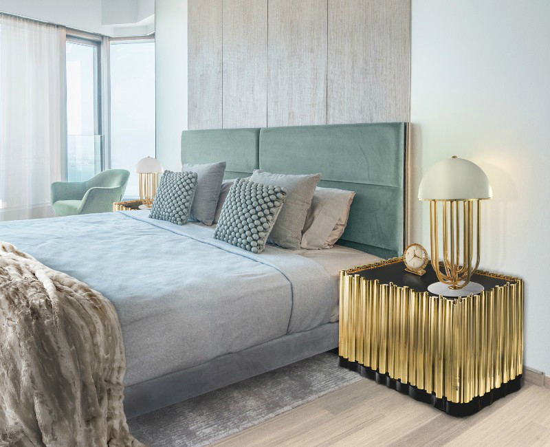 headboard ideas Top Headboard Ideas To Take Your Master Bedroom To Another Level Top Headboard Ideas To Take Your Master Bedroom To Another Level 11