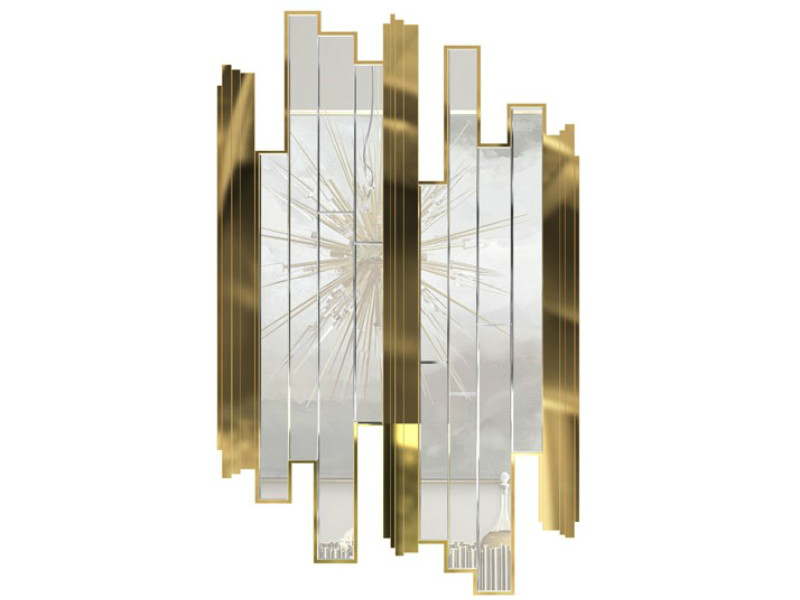 mirrors Let The Most Splendid Mirrors Add Fierceness To Your Bedroom empire mirror luxxu 1