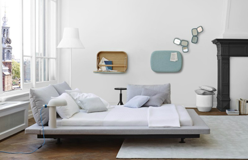 bedroom ideas Modern Bedroom Ideas For Dignified Nights Of Rest ligne roset petermaly