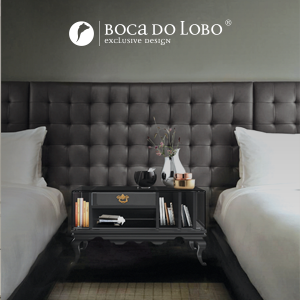Tower Nightstand Boca do Lobo