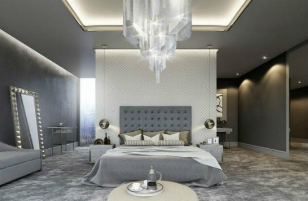 8 luxury master bedrooms in detail master bedroom ideas - Elegant master bedroom design ideas packing comfort in luxury ...