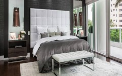 bedroom interiors Monochrome Inspiring Bedroom Interiors 2id Interiors Porto Vita 12 240x150