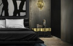 Black Design Inspiration For a Master Bedroom Decor black design Black Design Inspiration For a Master Bedroom Decor Black Design Inspiration For a Master Bedroom Decor 240x150