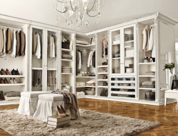 master bedroom 18 Luxury Closets For Luxurious Master Bedrooms feature 5 600x460