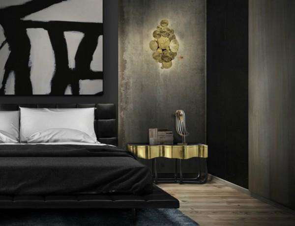 bedroom designs Top 5 Classic Master Bedroom Designs sinuous 4 600x460