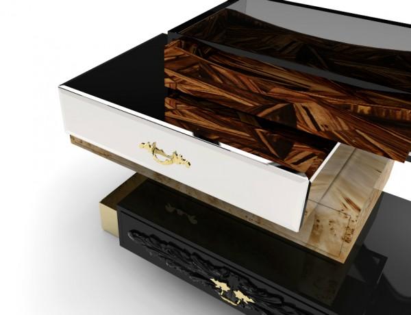 Master Bedroom Design Clash of Nightstands: the Real Personality of Master Bedroom Design Feature 600x460