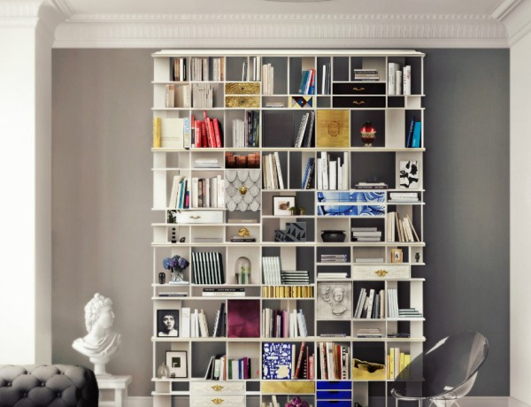 World Book Day World Book Day: Master Bedroom Bookcase Ideas You Must See Today feature 7 600x460