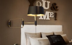 wall lights Wall lights: enchanted pieces to master bedroom decors feature image 240x150