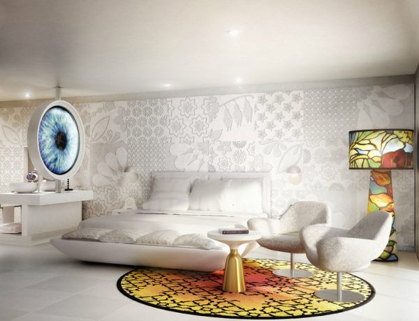 Marcel Wanders Marcel Wanders Astonishing Master Bedroom Ideas Feature 11 600x460