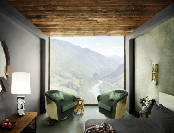 bedroom design 50 Bedroom Design Ideas for a Serene Master Bedroom Feature 5 600x460