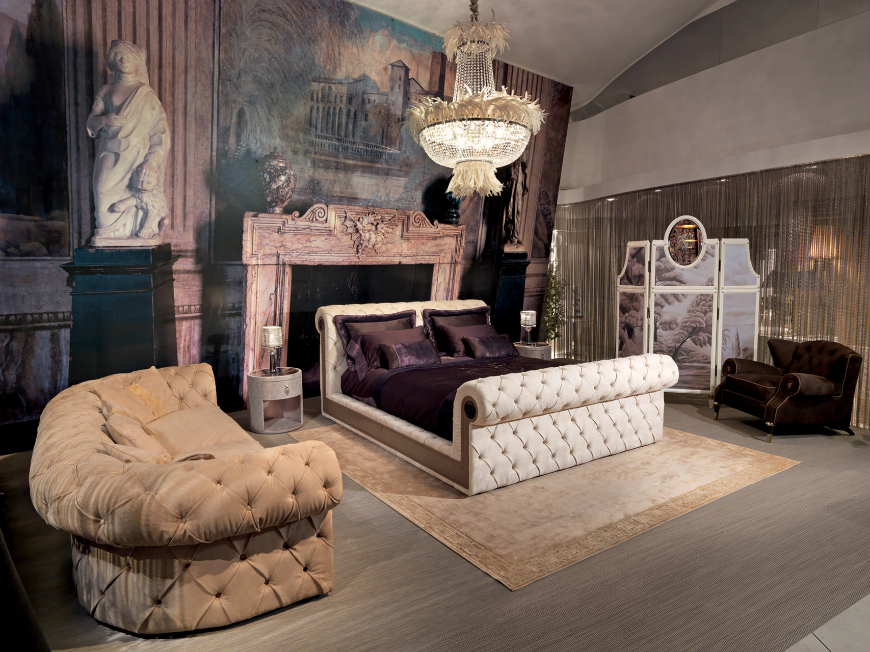 visionaire master bedroom sets with sophisticated character 18196 | feature 9