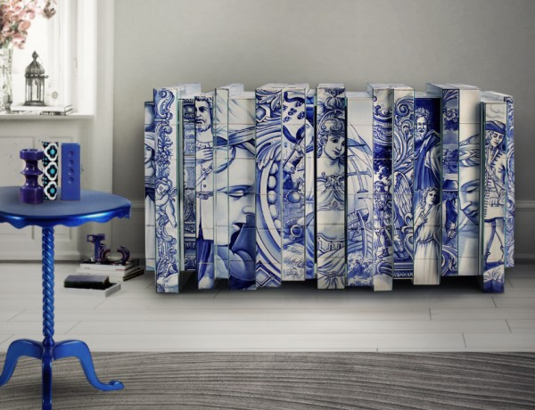 Portuguese Culture Luxury Bedroom Furniture Inspired by Portuguese Culture heritage sideboard 600x460