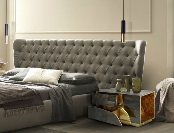 "master bedroom ideas Design Strikes with Free e-Book ""100 Must-See Master Bedroom Ideas"" lapiaz nightstand 600x460"