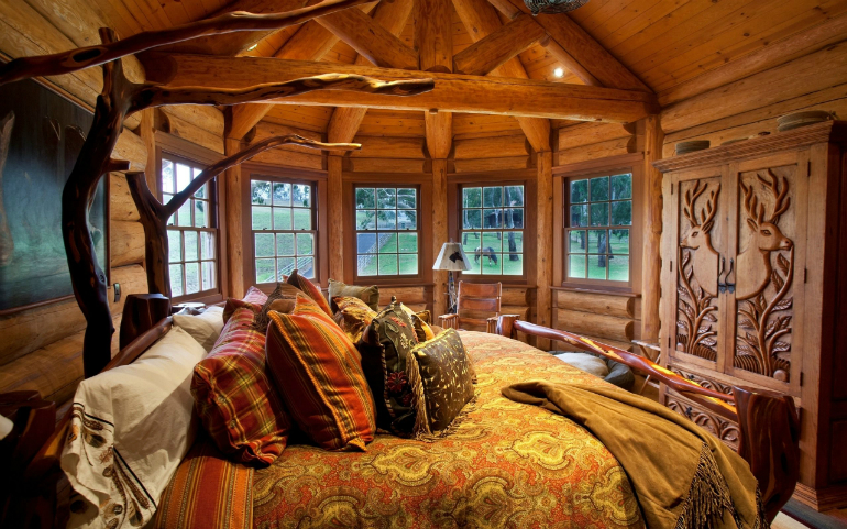 Decorating Secrets For Beautiful Rustic