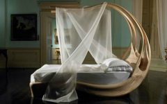 Joseph Walsh The Shocking Enignum Canopy Master Bed by Joseph Walsh Feature 240x150