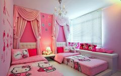 Hello Kitty 6 Hello Kitty Ideas for Girls' Bedrooms Feature 27 240x150
